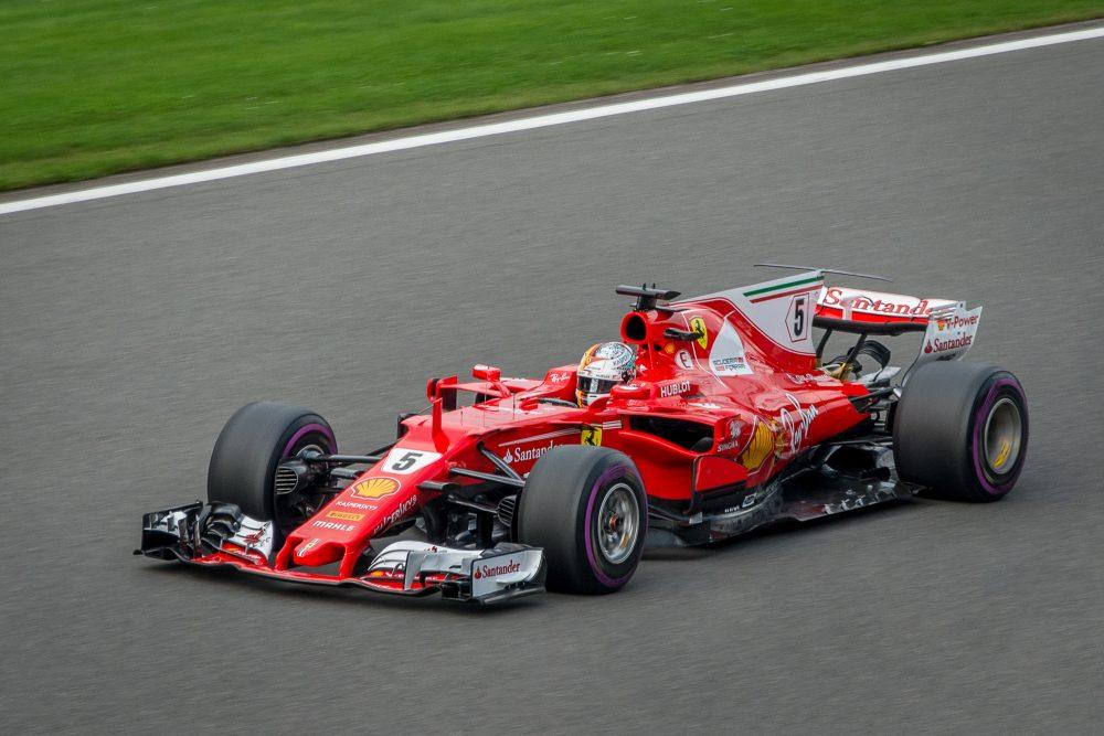 Sebastian Vettel (GER) | Circuit Spa-Francorchamps, Belgium 2017
